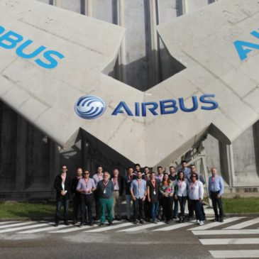 Visita a AIRBUS OPERATIONS Puerto Real