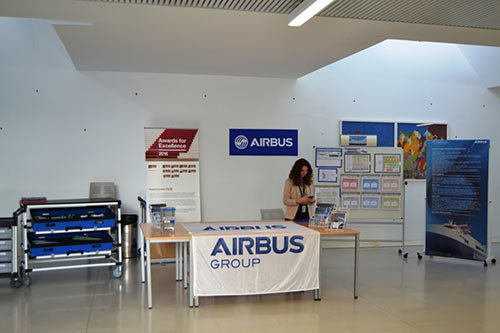 Airbus Operations  en el VI Congreso Lean