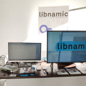 Libnamic-Digital Transformation en el VIII Congreso Lean